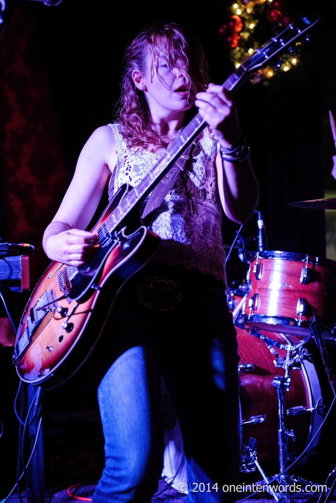 Little Foot Long Foot at Cherry Cola's December 6, 2014 Photo by John at One In Ten Words oneintenwords.com toronto indie alternative music blog concert photography pictures