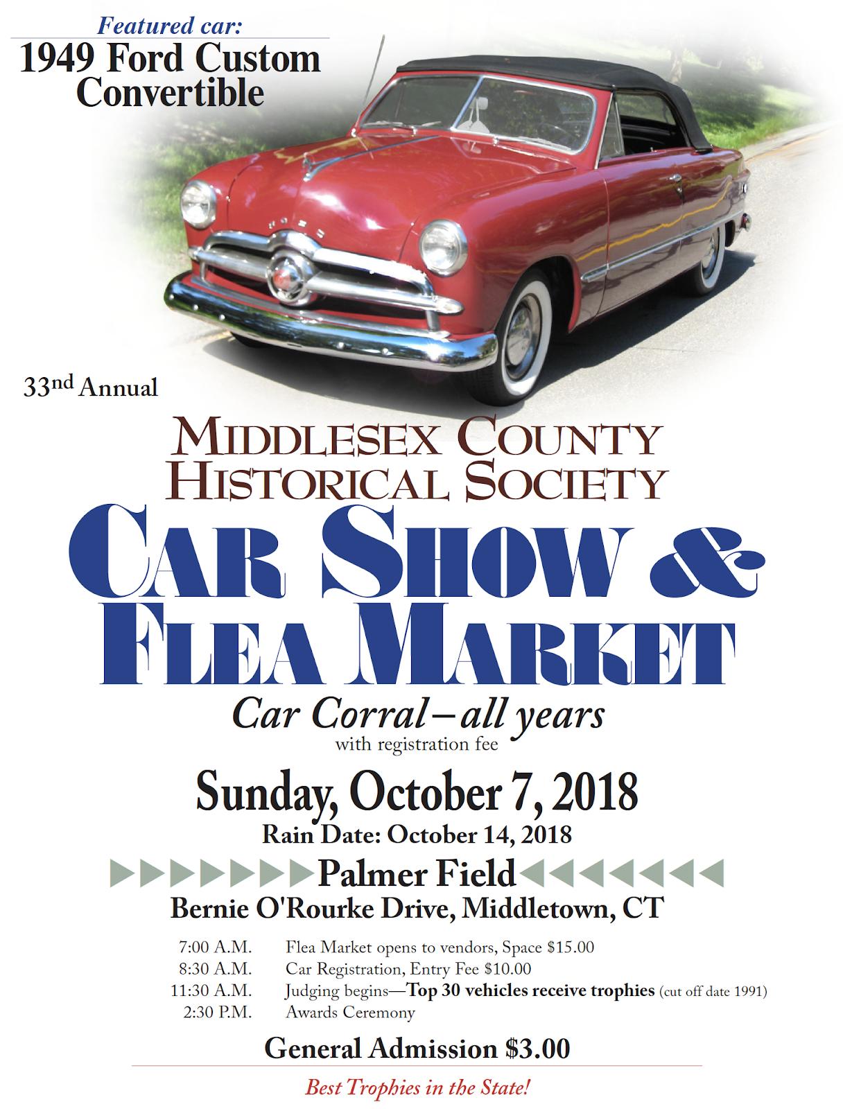 Middletowneye Car Show Sunday - Car show sunday