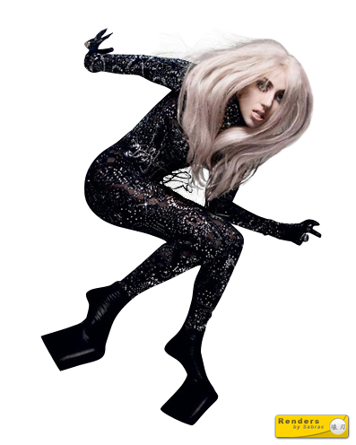 Render-Lady Gaga 2