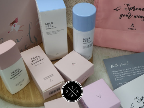 Althea Angels Welcome Gift Haul
