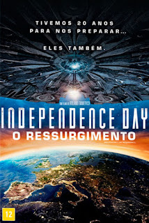 Independence Day: O Ressurgimento - BDRip Dual Áudio