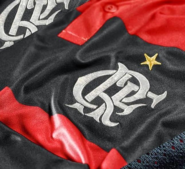 A nova camisa do Flamengo para a temporada 2014 3773d167b7ea3