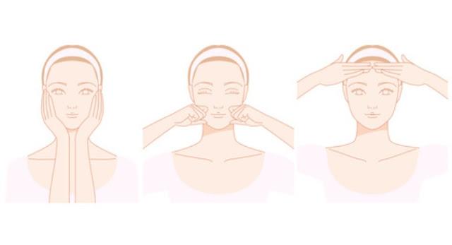 aceasta tehnica de masaj vitalizeaza si tonifiaza pielea fetei