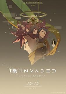 Novo trailer de ID:INVADED revela previsão de estreia