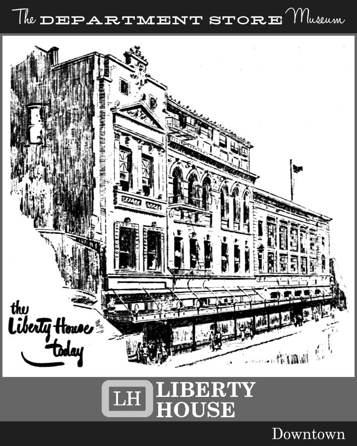 The Department Store Museum: Liberty House, Honolulu, Hawaii