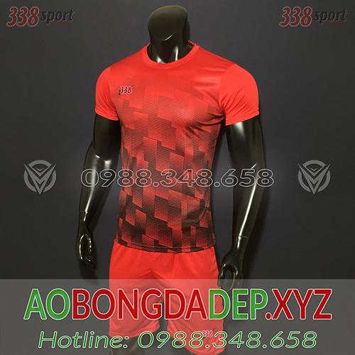 Áo Nike Lama 2019 Màu Đỏ Đẹp