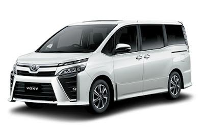 Rental Mobil Jakarta Toyota Voxy