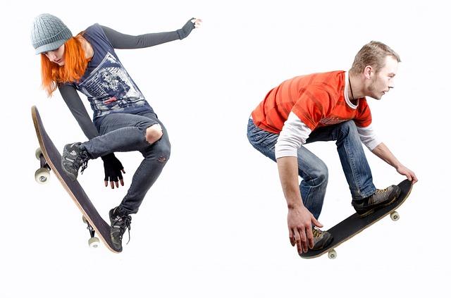 7 Langkah Mudah Cara Melakukan Olie di Skateboard