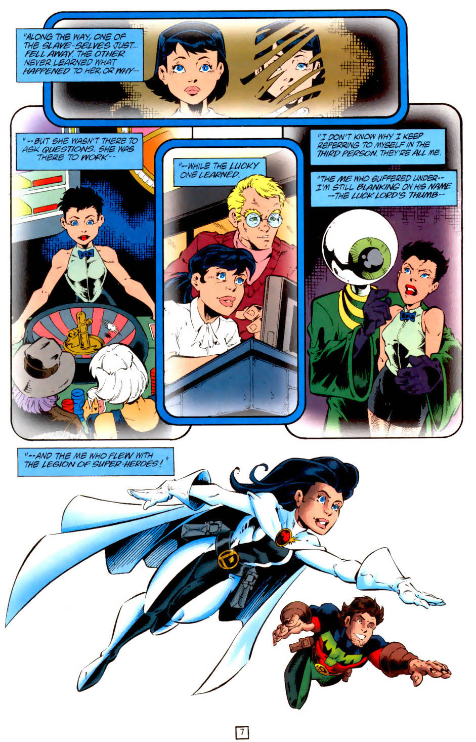Legion of Super-Heroes (1989) 102 Page 19