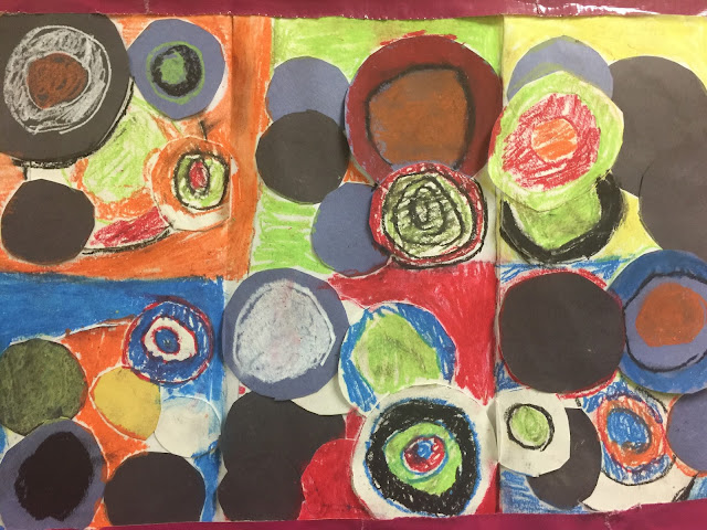 kandinsky arts integration math