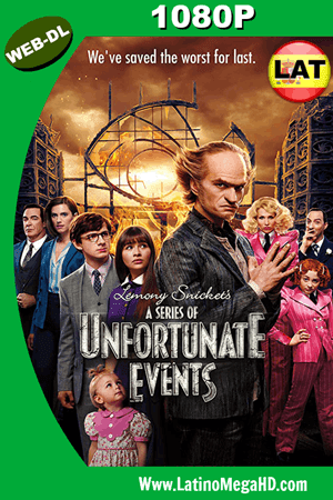 A Series of Unfortunate Events (2019) Temporada 3 Latino WEB-DL 1080P ()