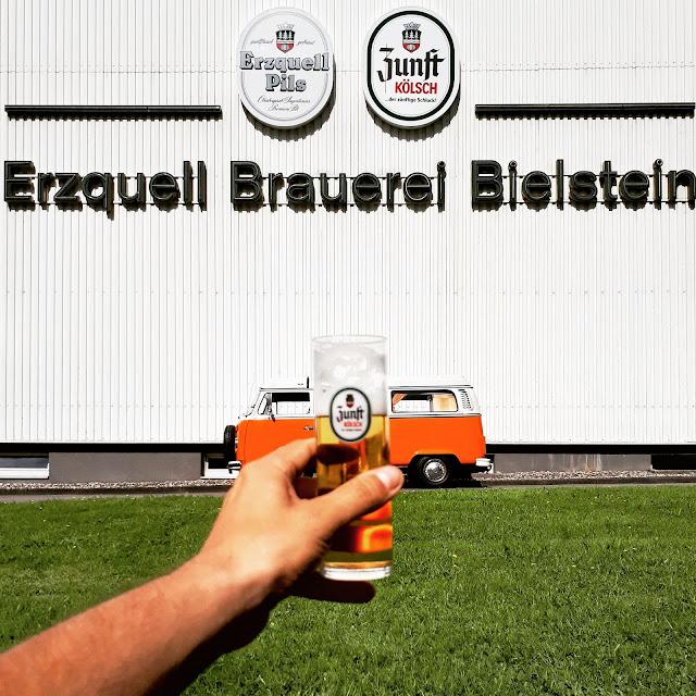 The Zunft Kölsch brewery Bielstein in Das Bergische Land