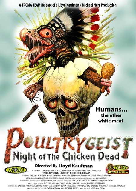 Poultrygeist Night of the Chicken Dead (2006)