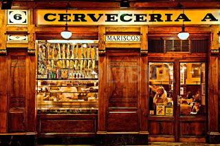 Вывеска Cerveceria Alemana