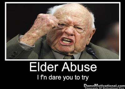 Abuse against older people