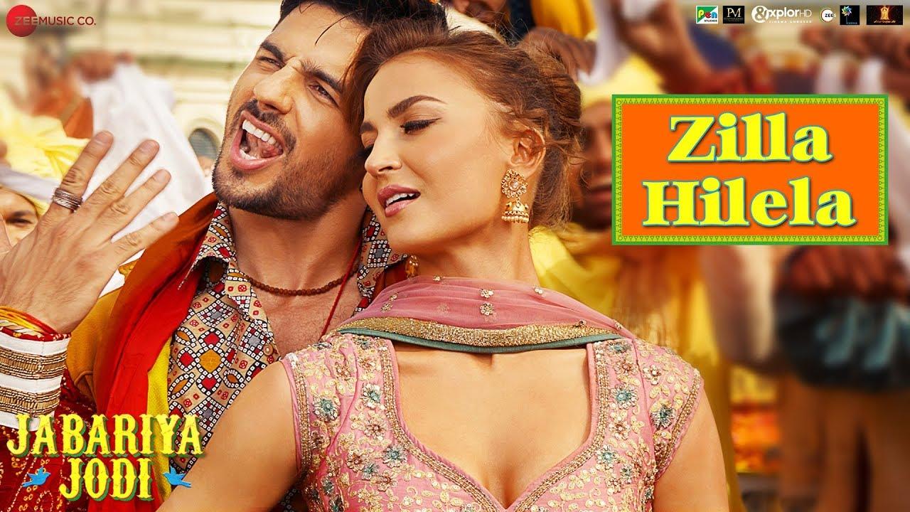 Zilla Hilela Lyrics, Monali Thakur