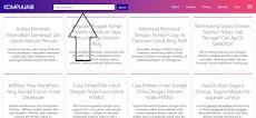 Cara Membuat Hasil Pencarian Blog Dialihkan ke Pencarian Google Secara Otomatis ala Kompi Ajaib