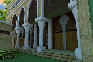 Masjid @ Metlanf