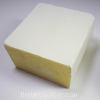 LUSH Snowcake Soap Review