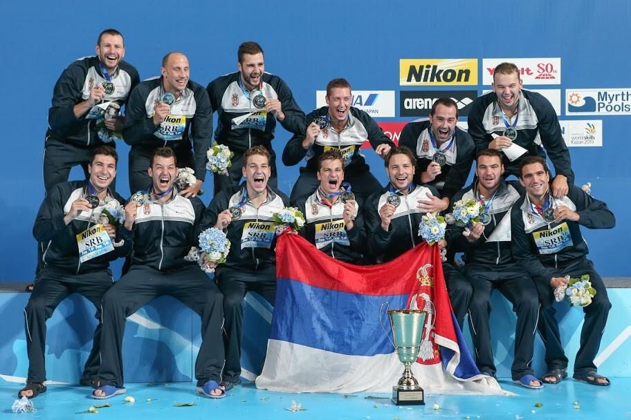 Ватерпольная сборная Сербии