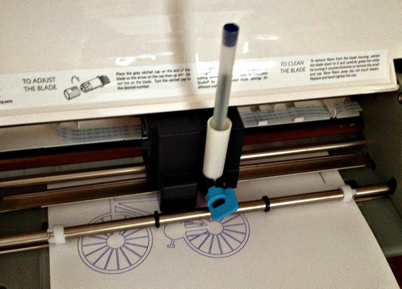 Sketch pen, holder, DIY, do it yourself
