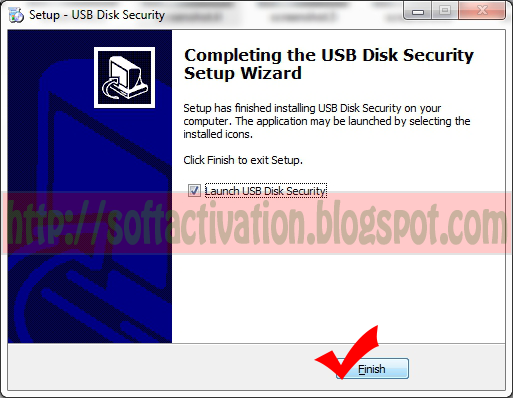 How to Install USB Disk Security 9