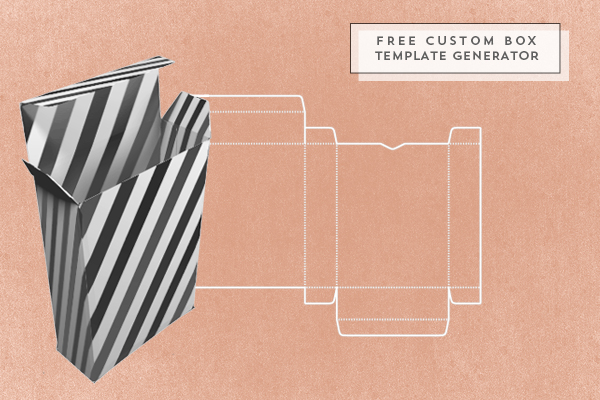 Oh the lovely things: Free Custom Box Template Generator