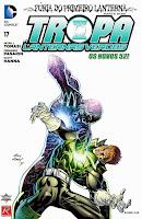 Os Novos 52! Tropa dos Lanternas Verdes - #17