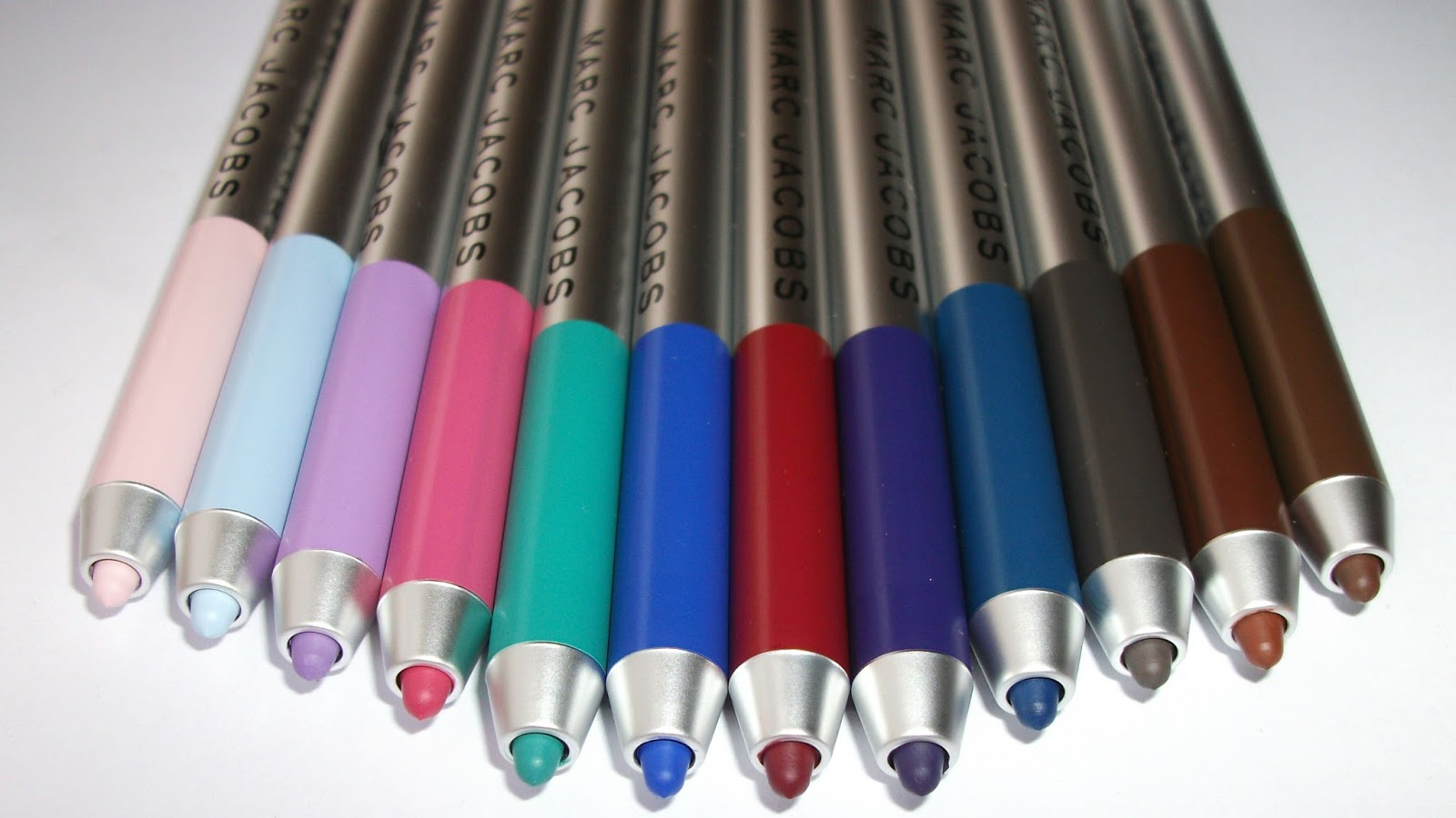 marc jacobs beauty highliner matte gel eye crayon review swatches and make up looks. Black Bedroom Furniture Sets. Home Design Ideas