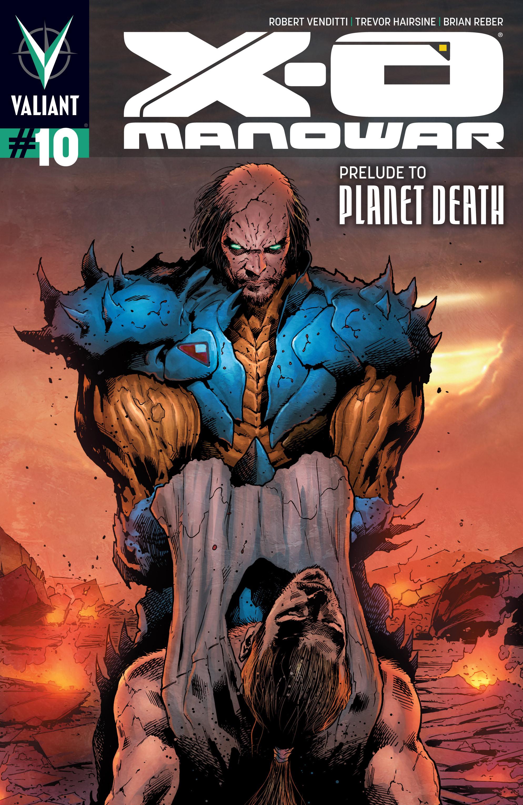 X-O Manowar (2012) 10 Page 1