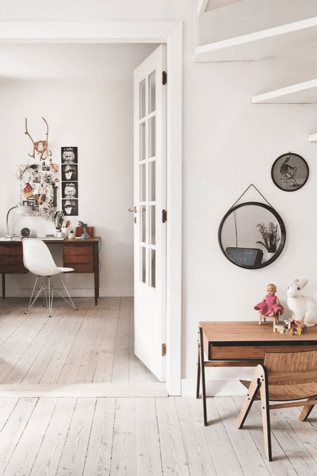 my scandinavian home: The home of a Danish interior designer
