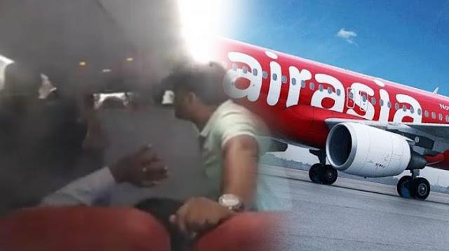 Pesawat Airasia Ditunda Penerbangan 1,5 Jam Dan Menyalakan Blower Ac Pada Tekanan Maksimum Untuk Menurunkan Penumpang