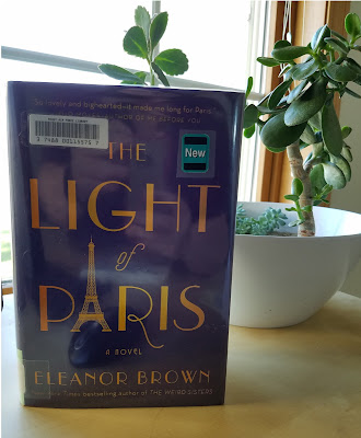 The Light of Paris by Eleanor Brown review by Tomes and Tequila blog