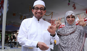 Profil Lengkap Habib Salim Segaf Al Jufri