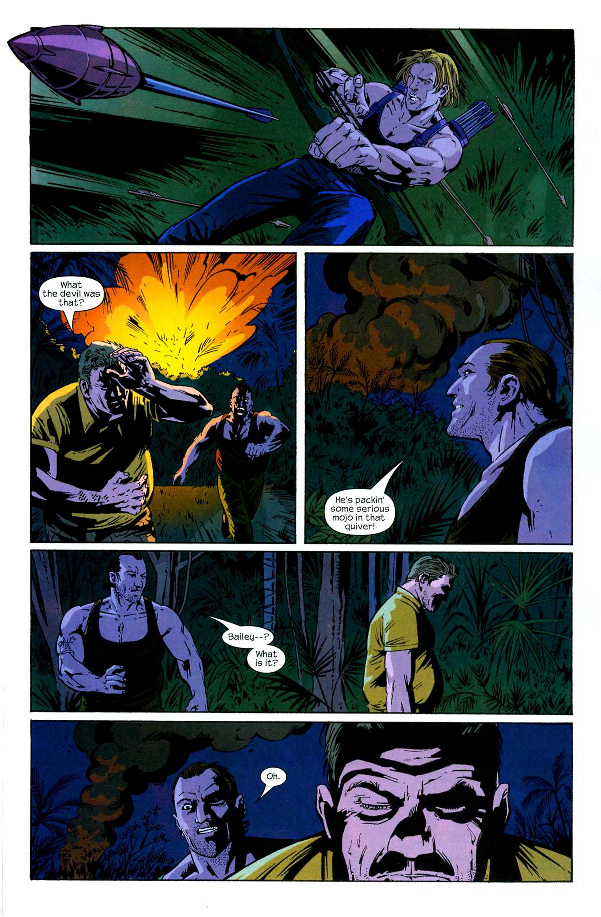 Hawkeye (2003) Issue #5 #5 - English 12