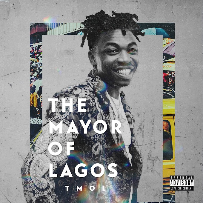 (LG Music) Mayorkun – Sope (Prod by Cracker Mallo)