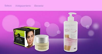 Productos para adelgazar y belleza en oferta