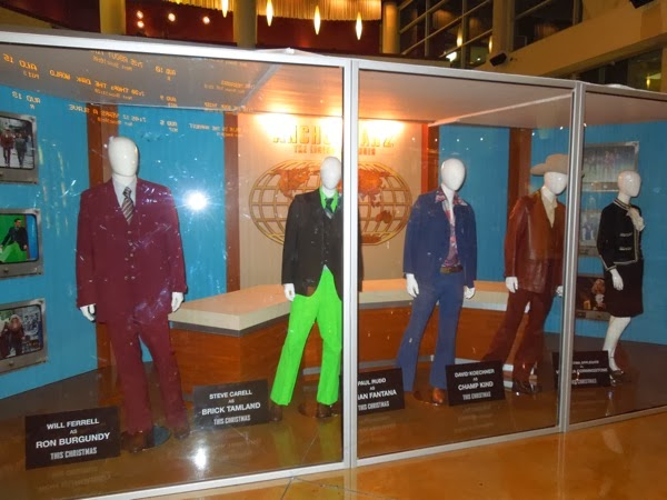 original Anchorman 2 movie costumes