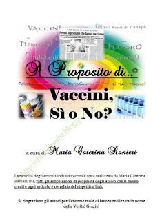 Vaccini, Sì o No?