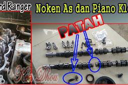 Ford Ranger Patah Noken As