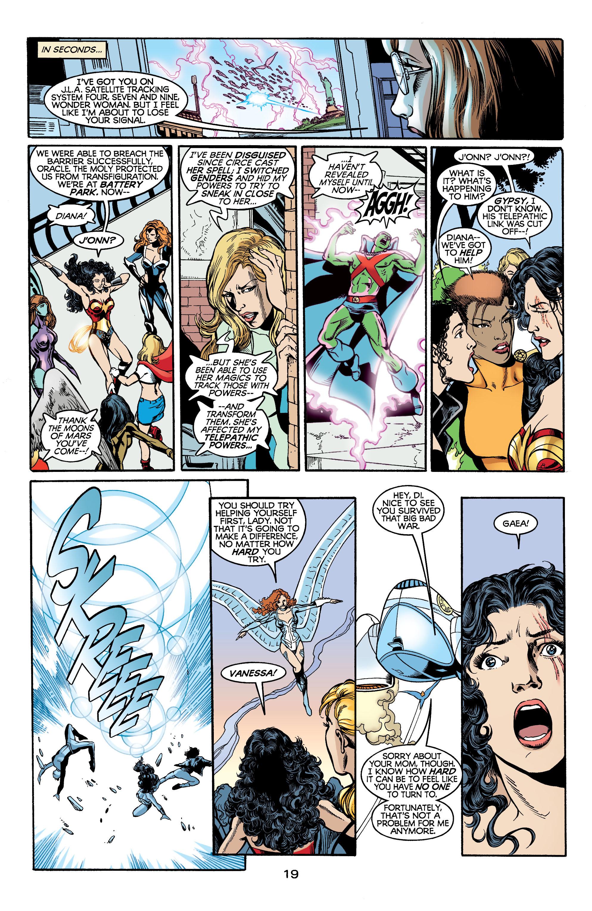 Read online Wonder Woman (1987) comic -  Issue #174 - 20