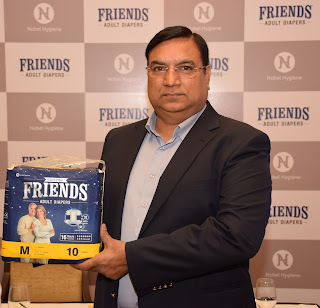 PR- Mr. Kamal Kumar Johari with Friends Overnight pack