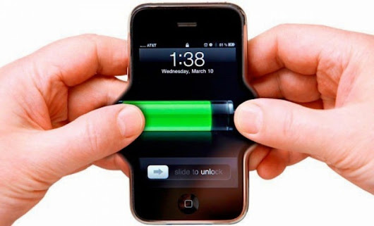 Fuel Cell Technology to Improve iPhone Battery Performance | Estech Web