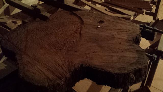 Torra de madeira