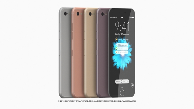 pilihan warna iPhone 7
