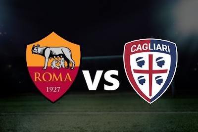 اون لاين مشاهدة مباراة روما و كالياري 6-10-2019 بث مباشر في الدوري الايطالي اليوم بدون تقطيع
