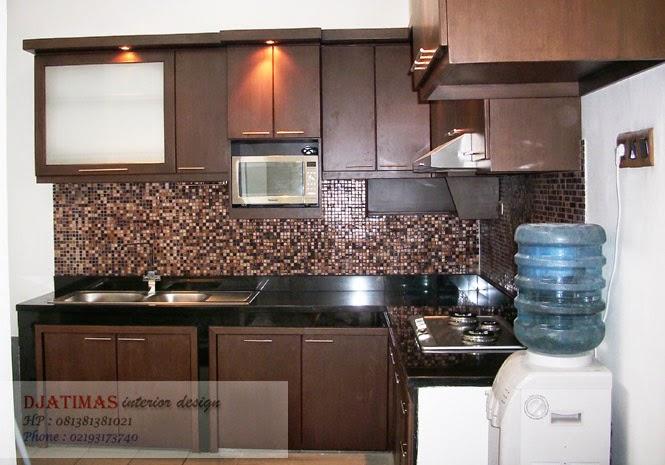 Kitchen Set Waldrobe Tv Kabinet Bawah Tangga Berkualitas Gratis
