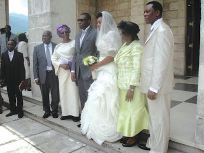 pastor kumuyi son wedding pictures