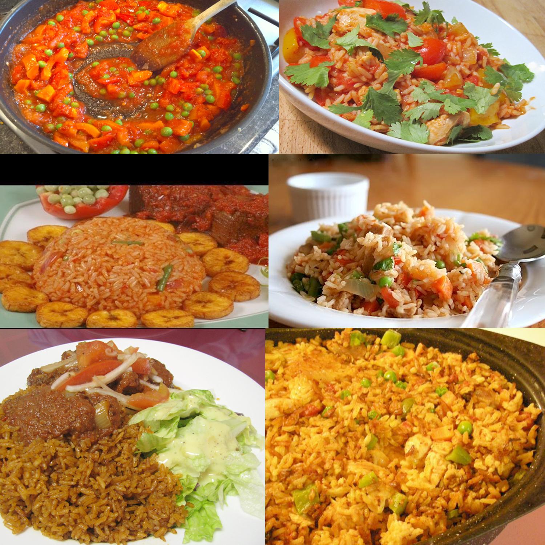 ALL AFRICAN DISHES: GHANA RECIPE (GHANA JOLLOF RICE)
