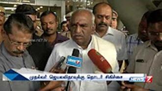 Pon Radhakrishnan speaks about Jayalalitha !
